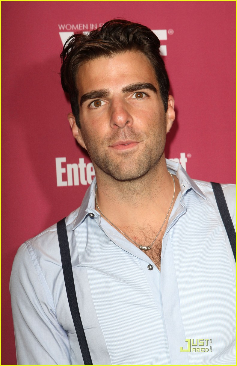 zachary quinto emmys party jewelry shopping 052581168