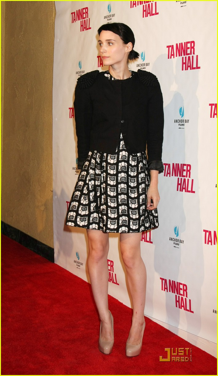 rooney mara tanner hall screening 012577476