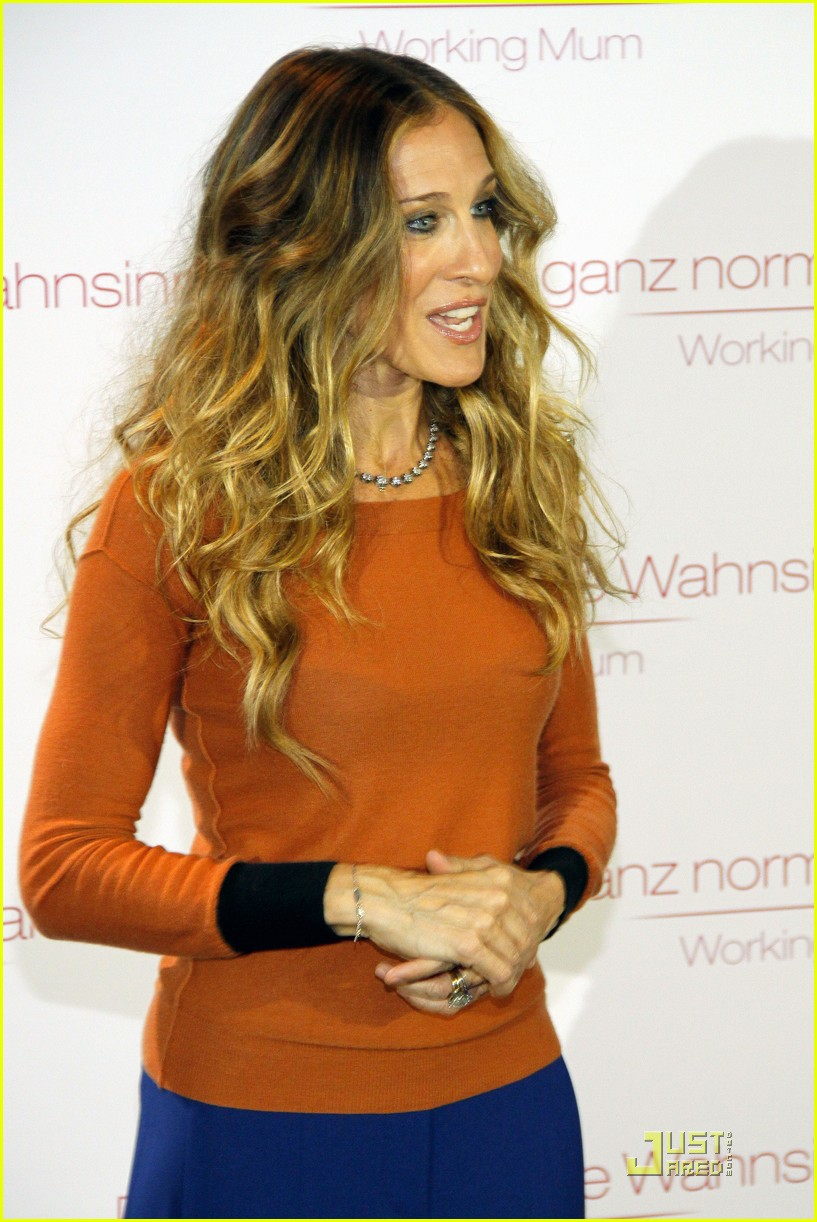 sarah jessica parker dont know how she does berlin 102576027