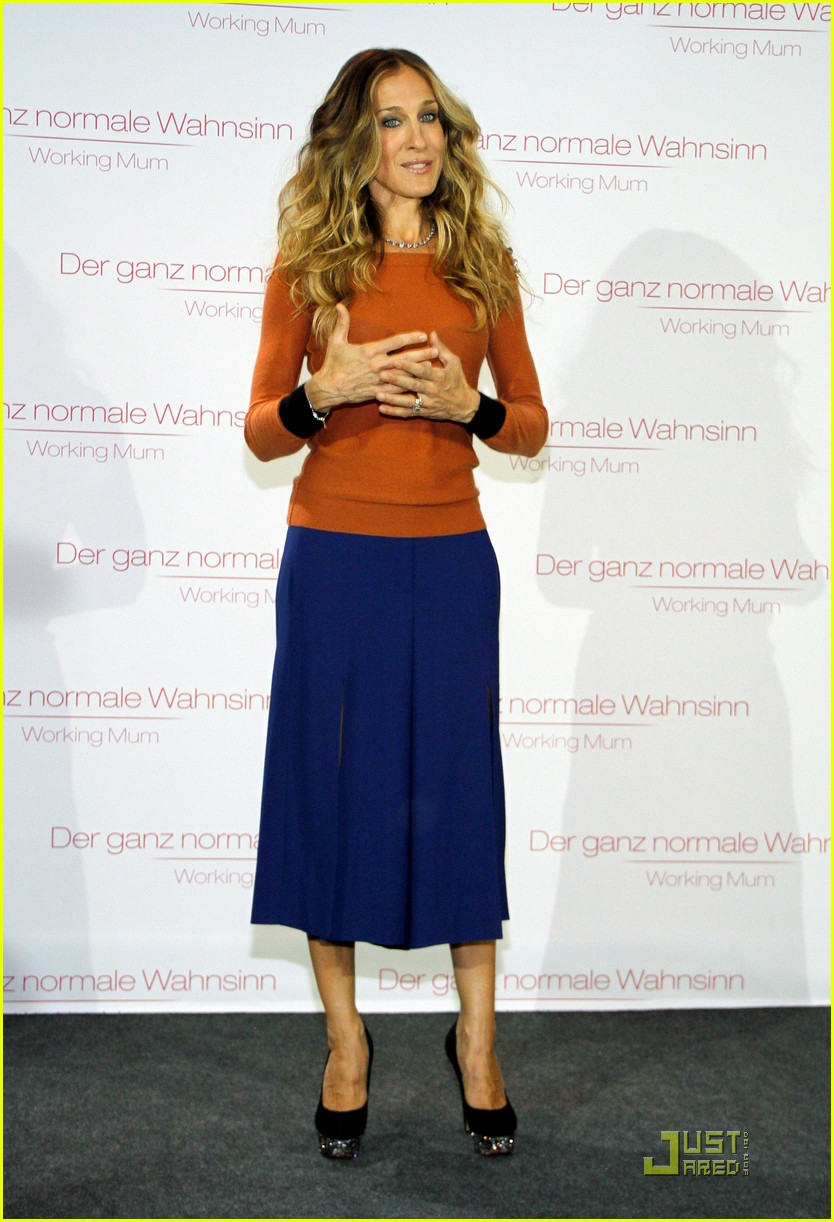 sarah jessica parker dont know how she does berlin 132576030