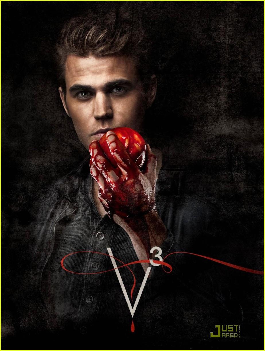 ian somerhalder nina dobrev vampire diaries promo pics 05
