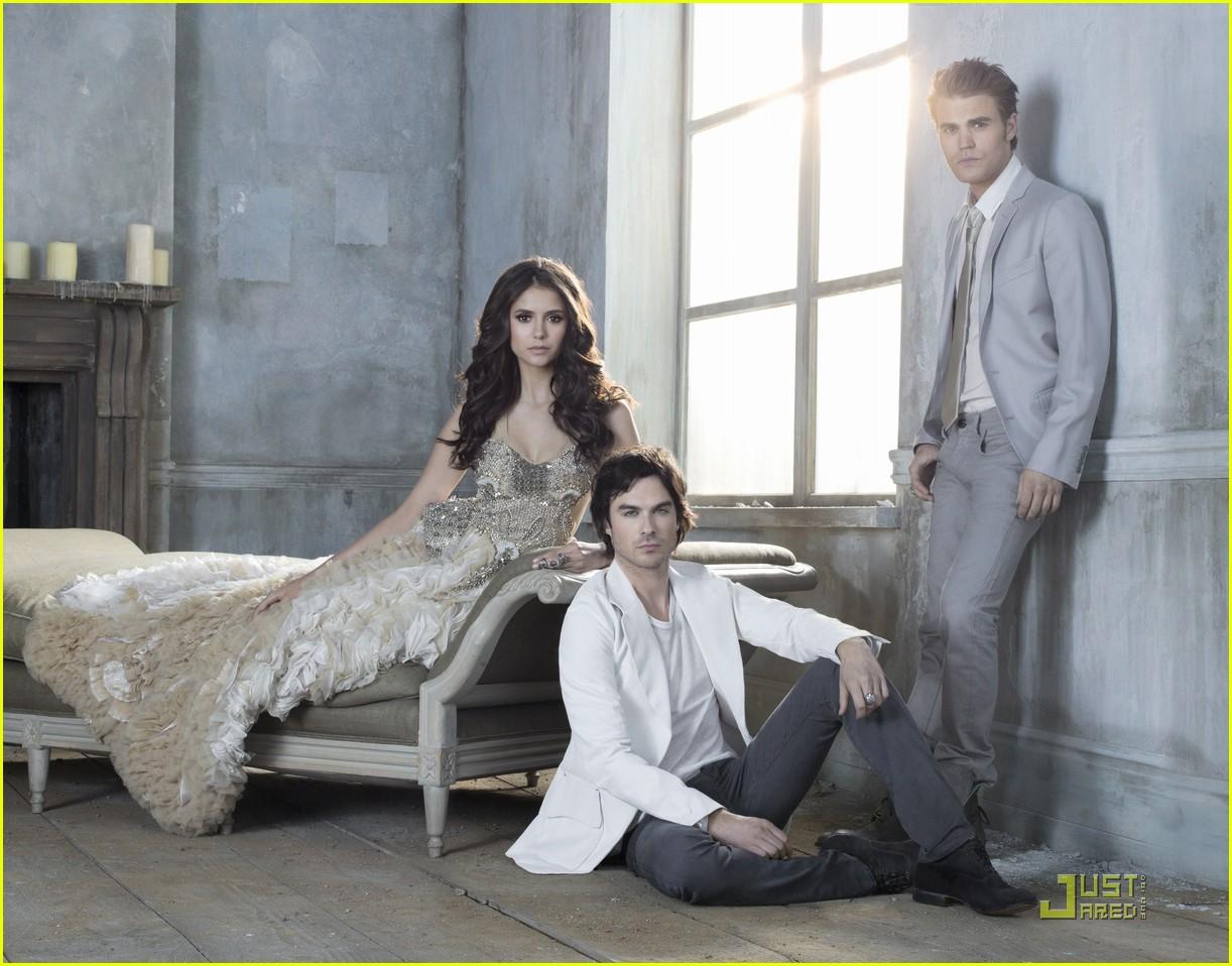 ian somerhalder nina dobrev vampire diaries promo pics 062577722