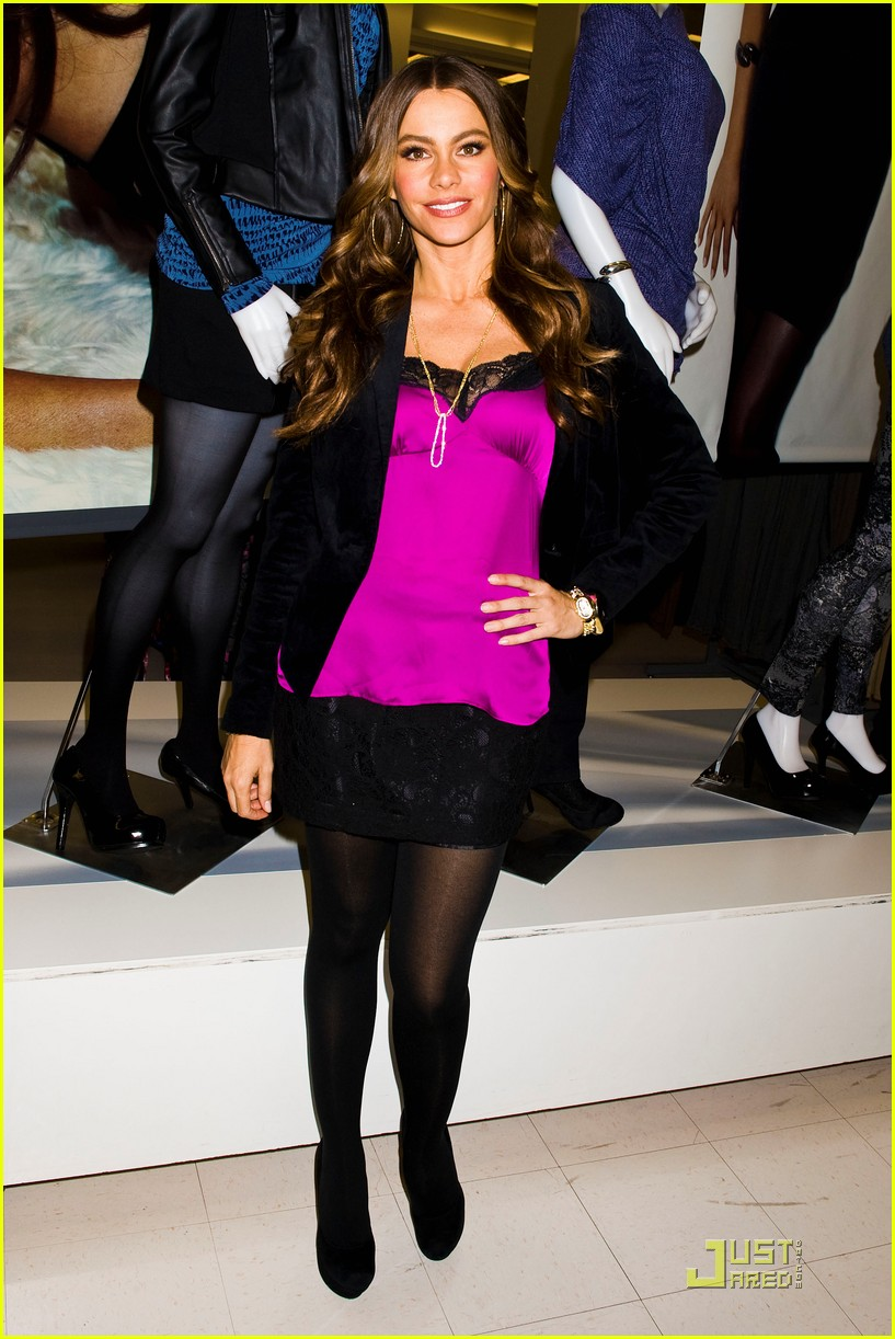 sofia vergara kmart clothing launch 062583116