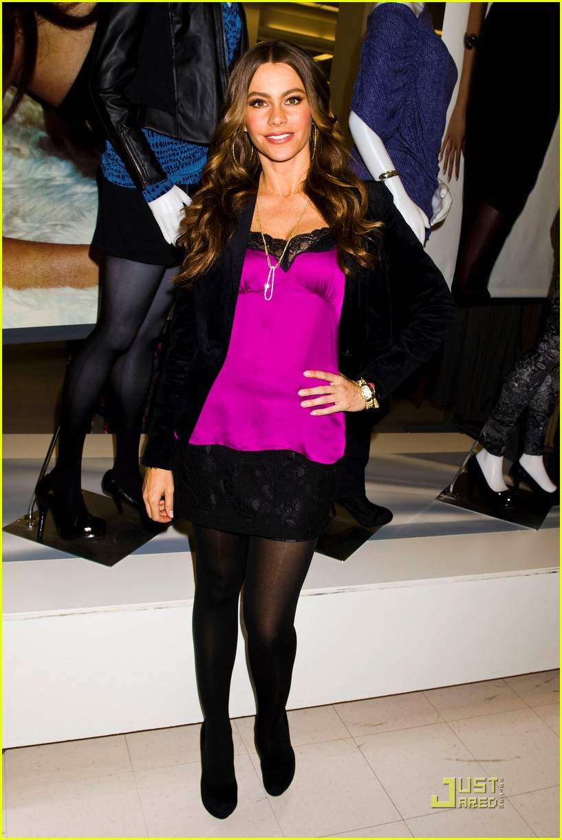 sofia vergara kmart clothing launch 072583117