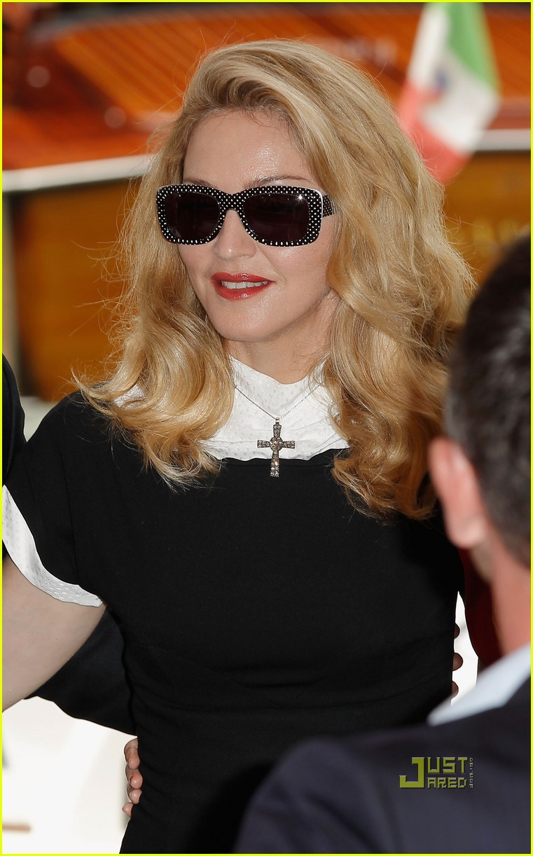 madonna we photo call venice film festival 09