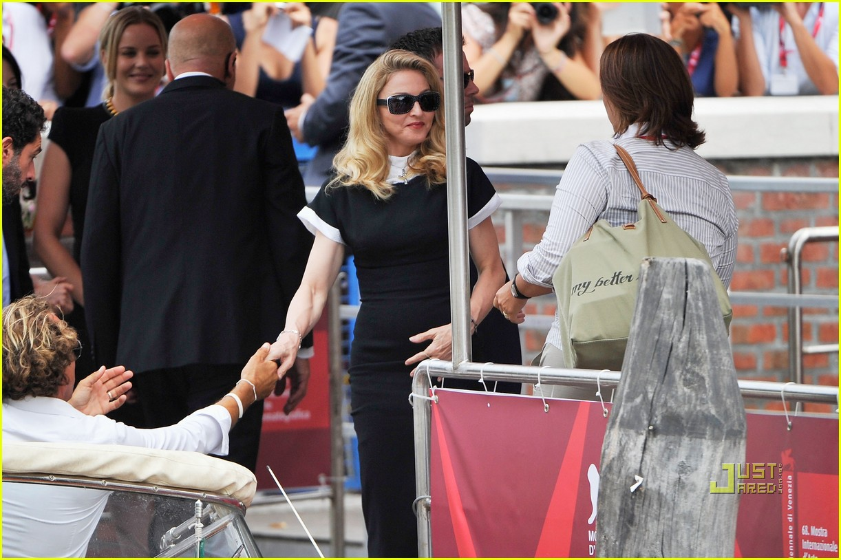 madonna we photo call venice film festival 14