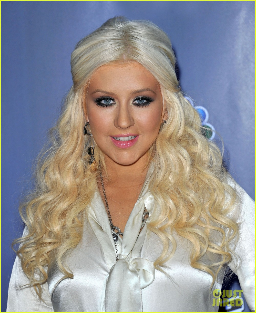 christina aguilera voice season two 012594762