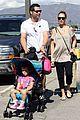 jessica alba family fun day 21