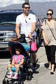 jessica alba family fun day 22