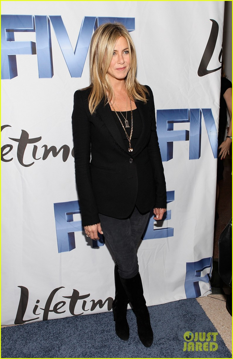 jennifer aniston five screening washington dc 012586451