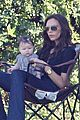 victoria beckham takes a break with harper 02