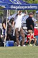 david beckham galaxy celebration with the boys 06