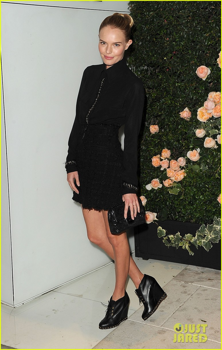 kate bosworth chanel dinner 15