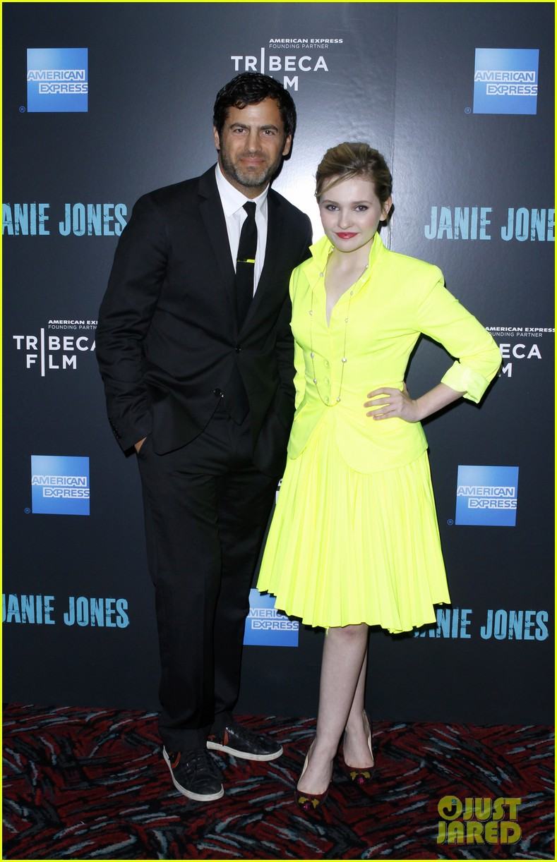 abigail breslin janie jones new york screening 04