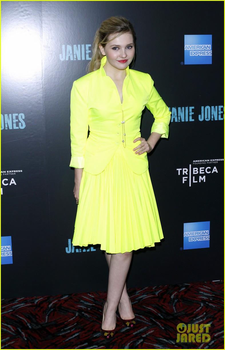 abigail breslin janie jones new york screening 052594512