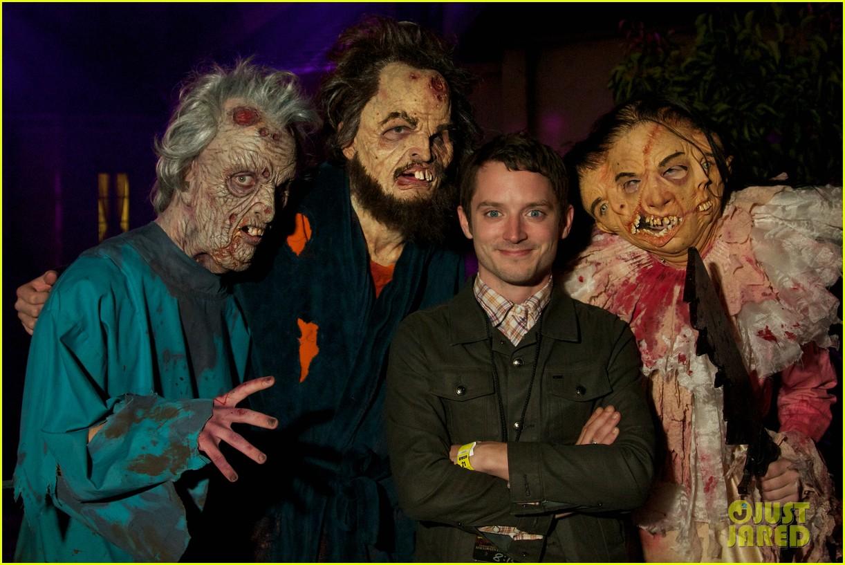 chad michael murray halloween horror night 012589431