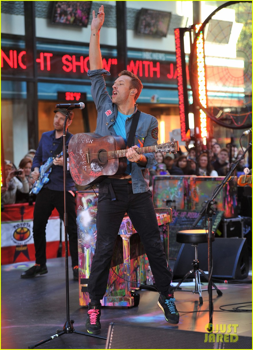 chris martin coldplay today 062592105