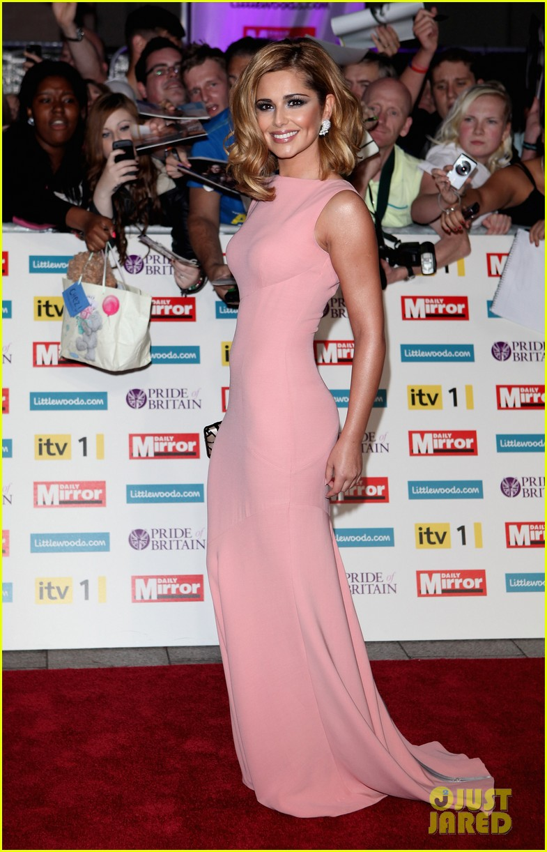 cheryl cole pride of britain awards 062586528