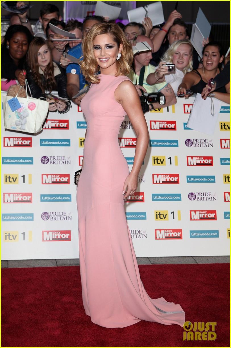 cheryl cole pride of britain awards 092586531