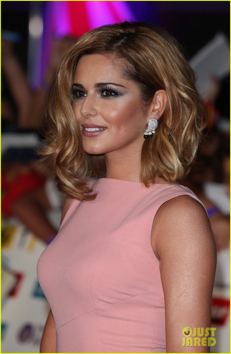 cheryl cole pride of britain awards 112586533