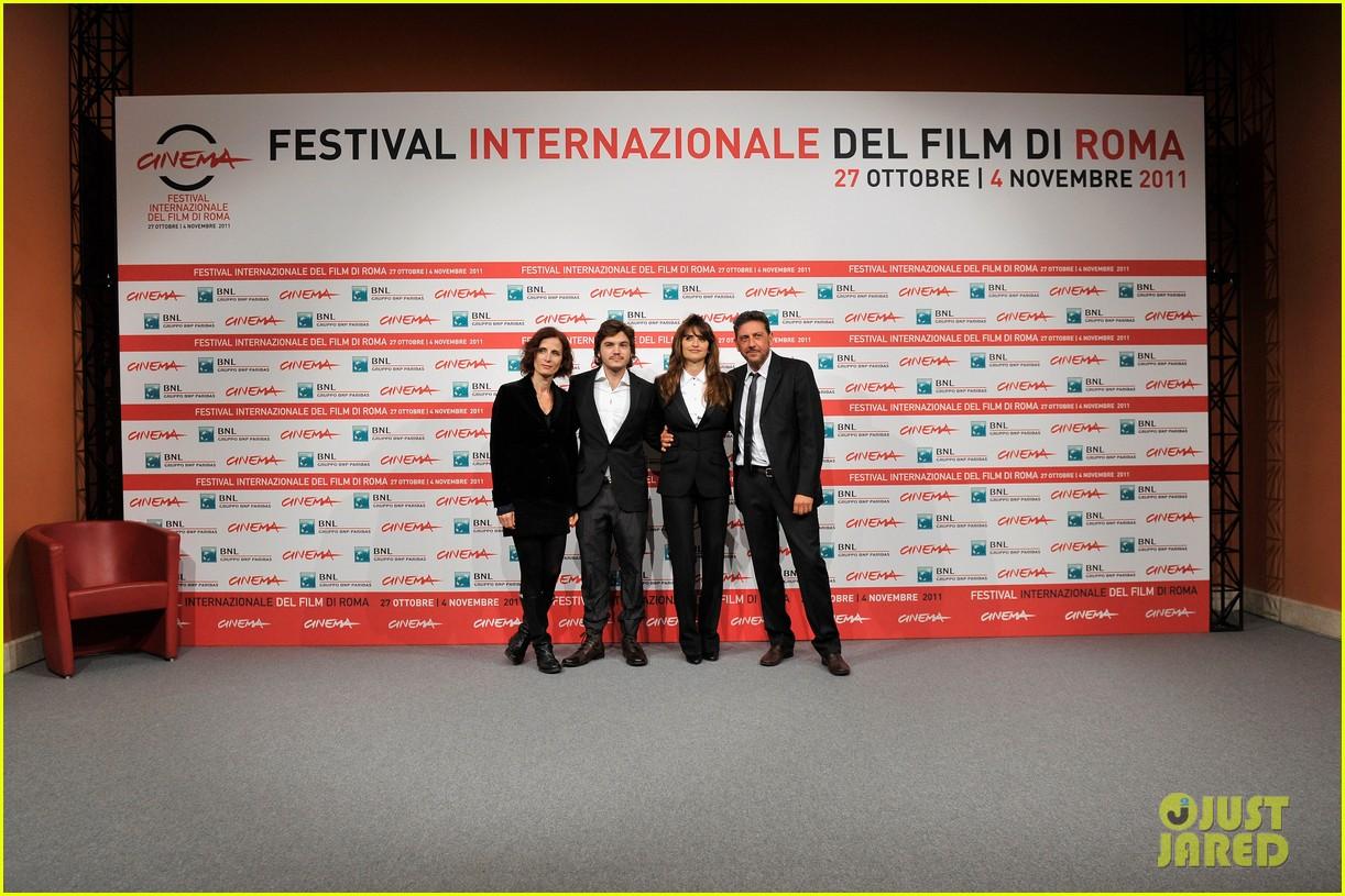penelope cruz emile hirsch rome film festival 132593905