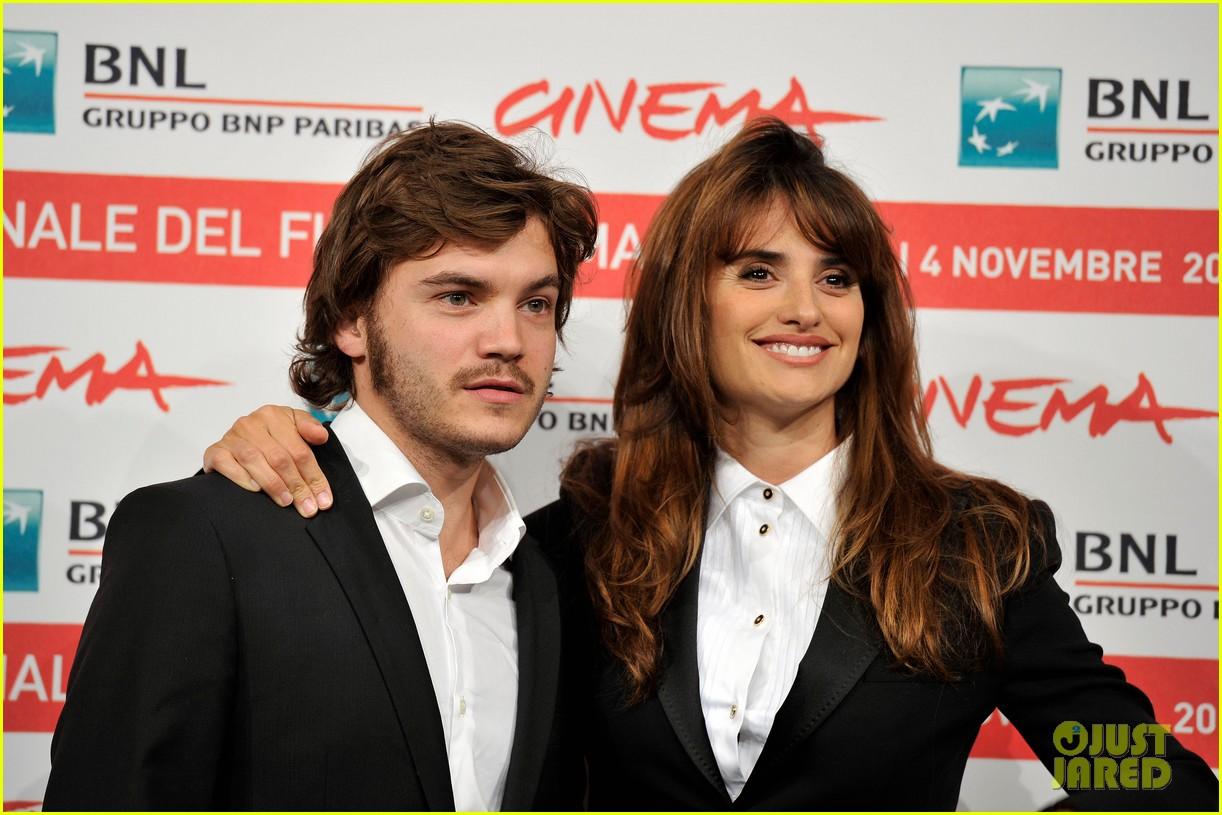 penelope cruz emile hirsch rome film festival 142593906