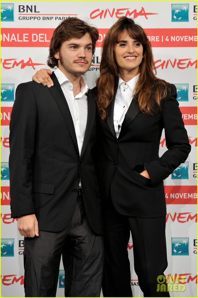 penelope cruz emile hirsch rome film festival 152593907