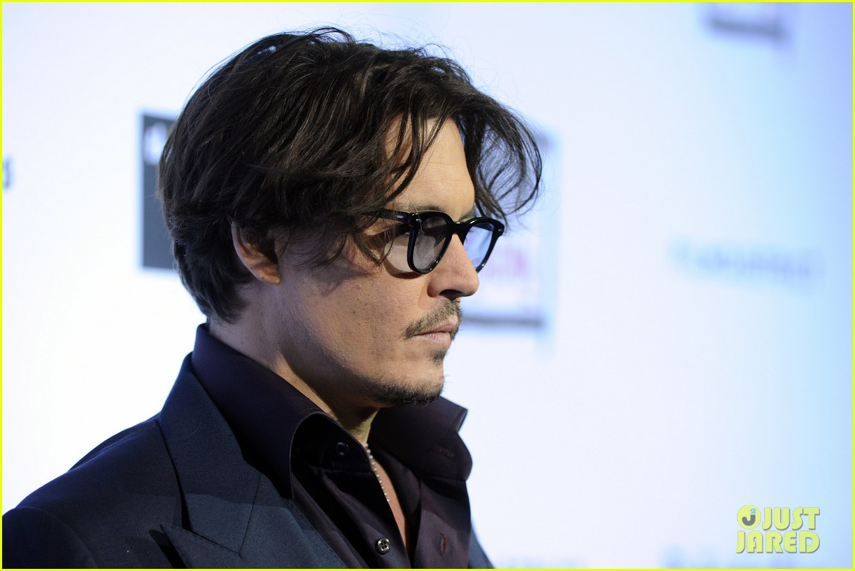 johnny depp rum diary premiere 12
