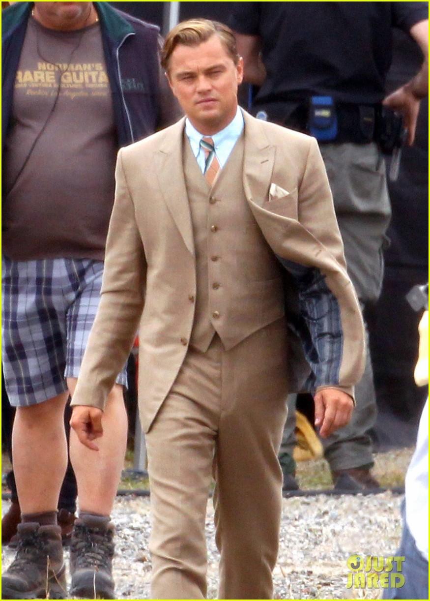 Leonardo DiCaprio Suits Up in Sydney: Photo 2595251 ...
