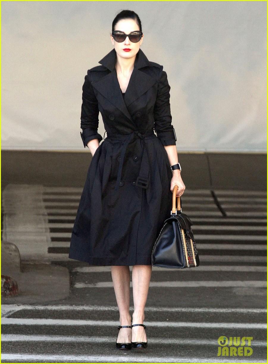27ba851bd Dita Von Teese Talks Dressing Like a  Normal Girl  on Halloween ...