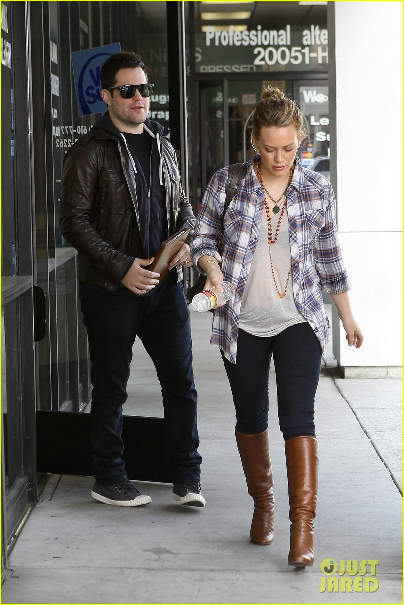 hilary duff mike comrie vetsurg 022593127