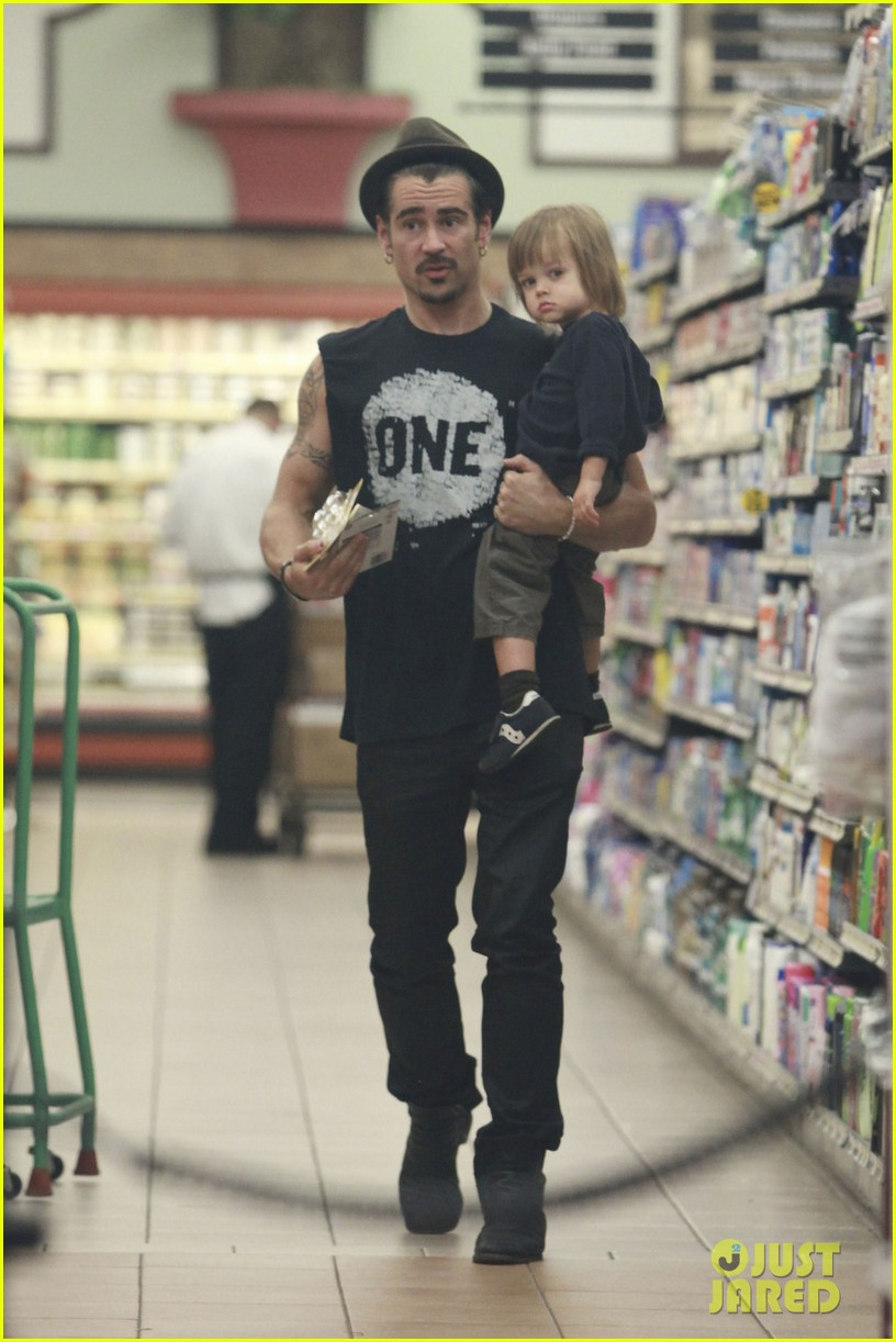colin farrell shopping henry 012592281