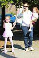 jennifer garner brings the girls to ballet class 05