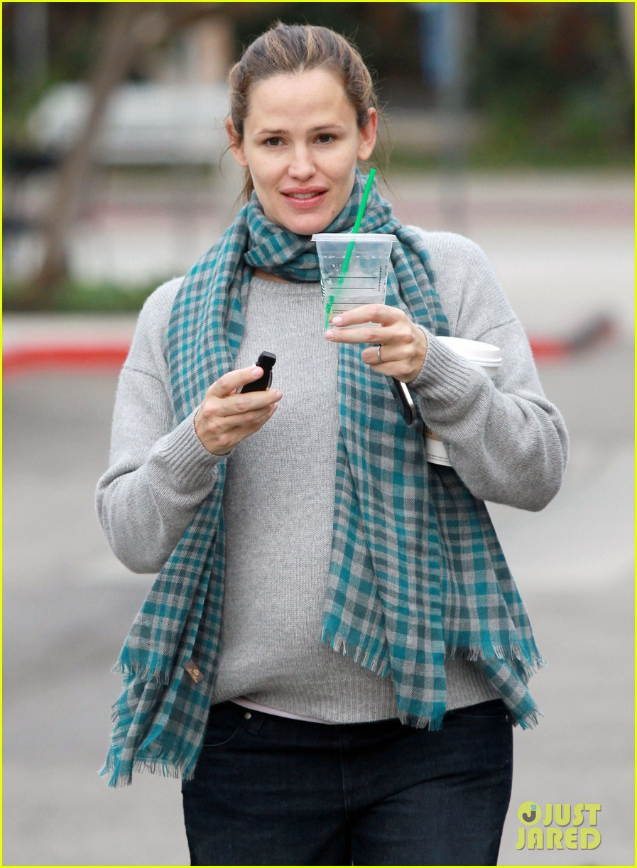 jennifer garner seraphina mommy coffee date 102593148