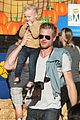 rebecca gayheart eric dane pumpkin patch with billie 04