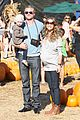 rebecca gayheart eric dane pumpkin patch with billie 12
