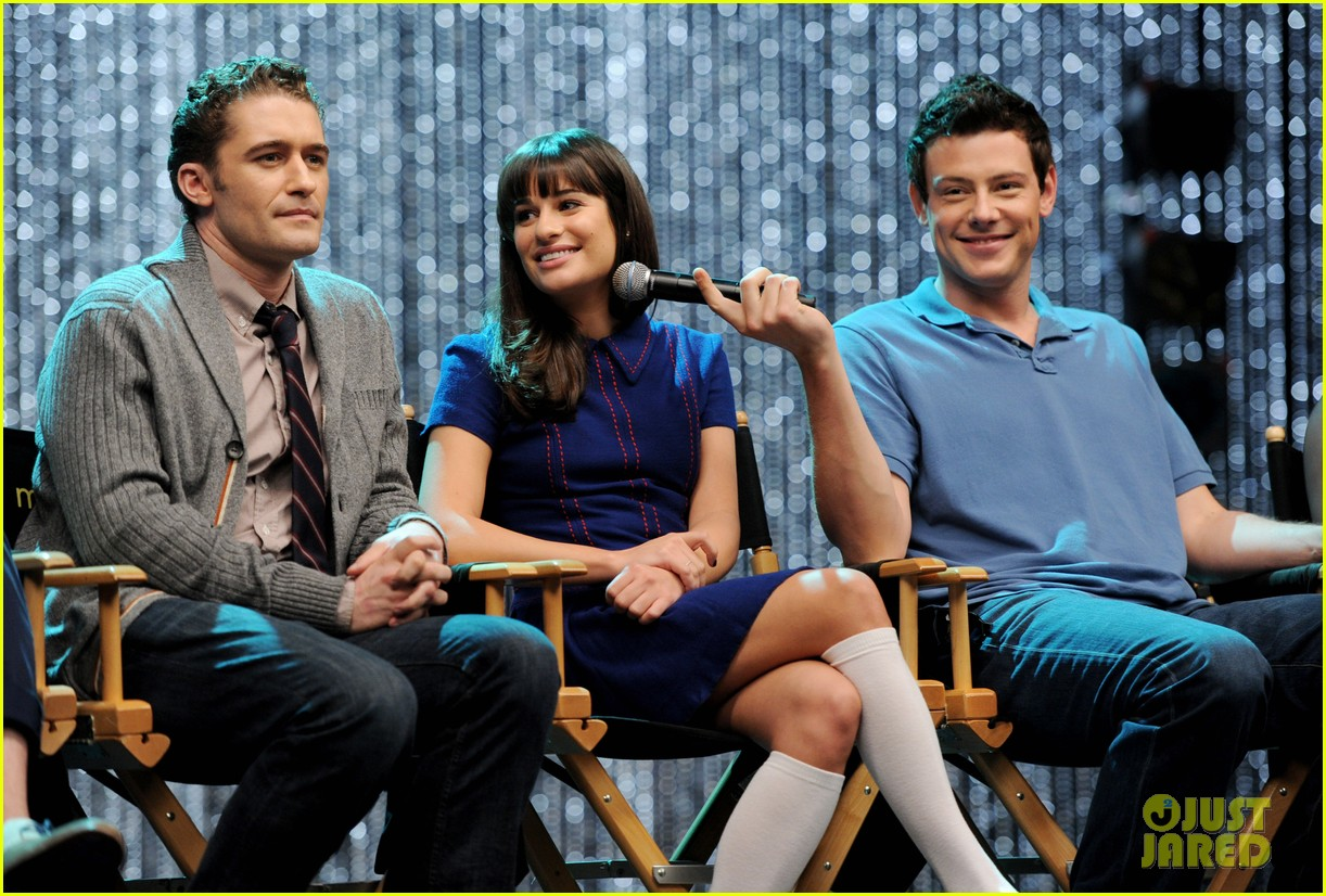 glee 300 taping 07