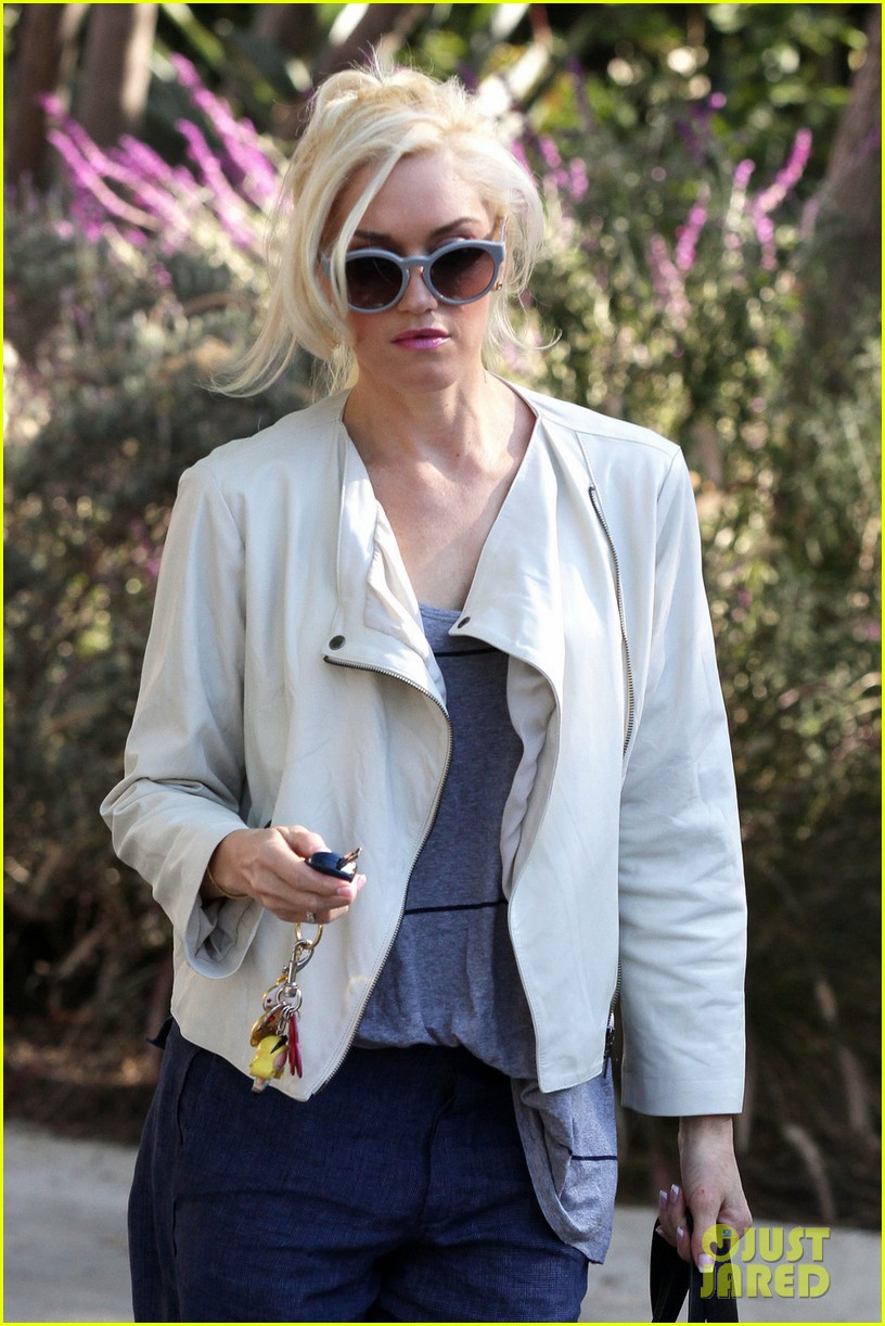 gwen stefani friends house los angeles 042595203