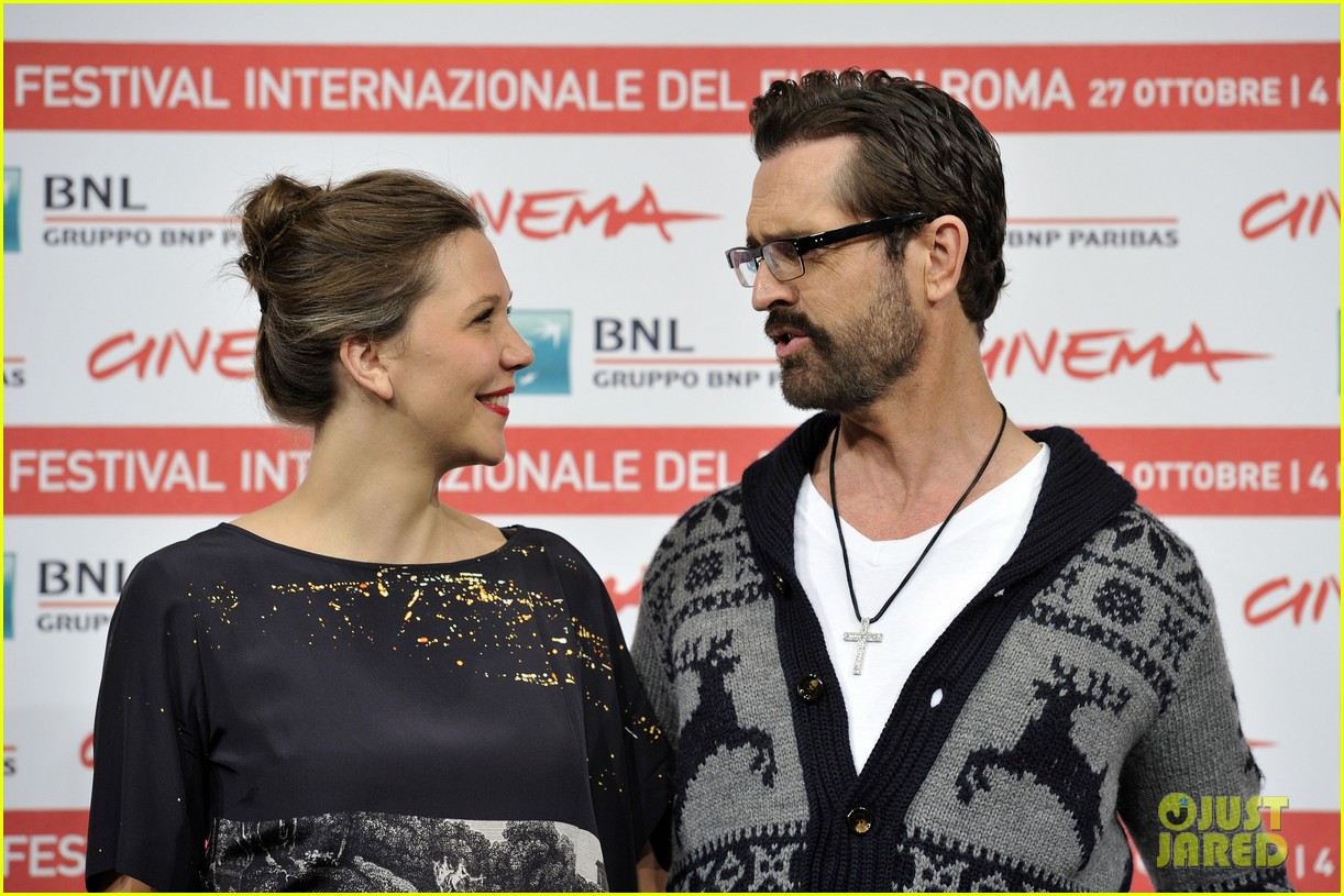 maggie gyllenhaal italy hysteria premiere 092594670