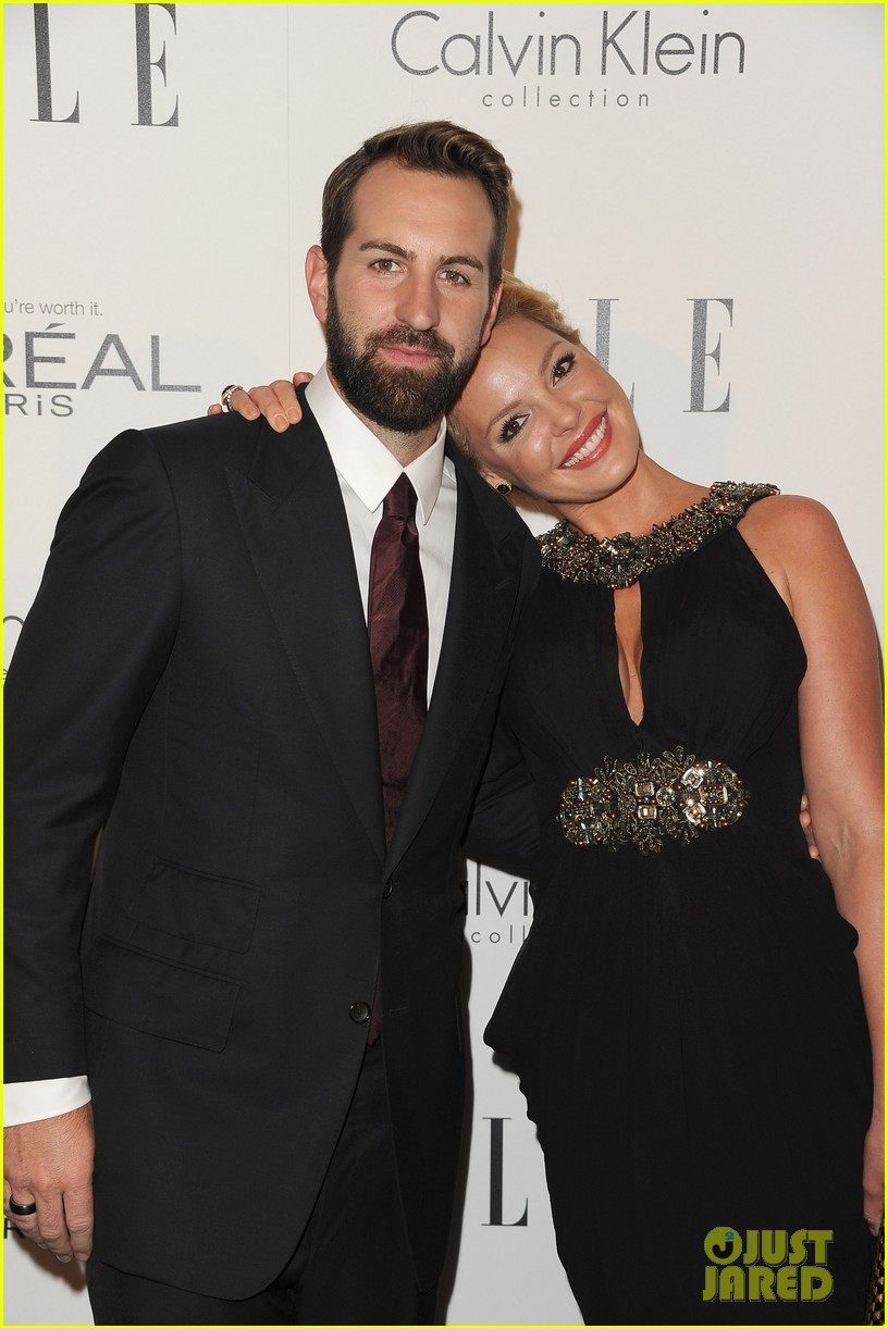 katherine heigl elles women in hollywood tribute with josh kelley 122590955