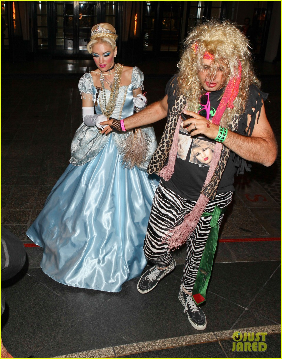 Kate Hudson\'s Halloween Party: Celebrity Costumes Galore!: Photo ...