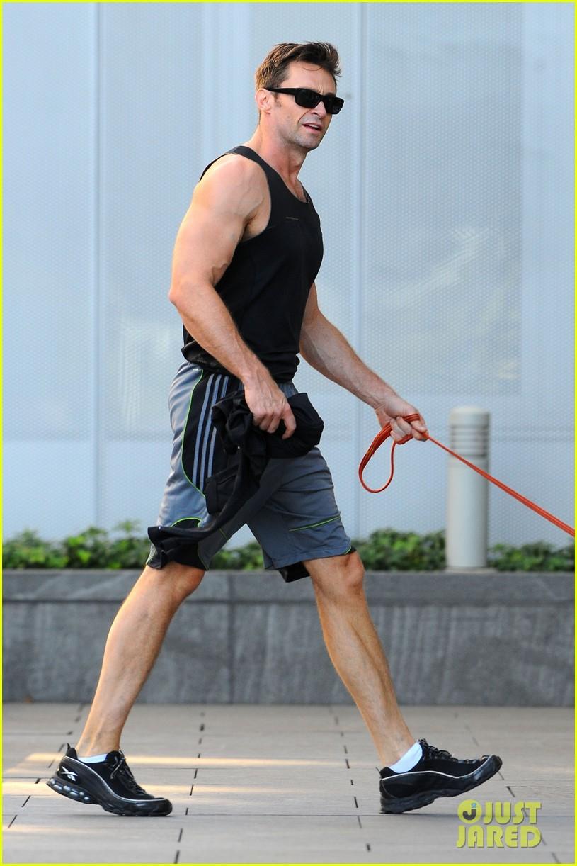 hugh jackman biceps 042588829