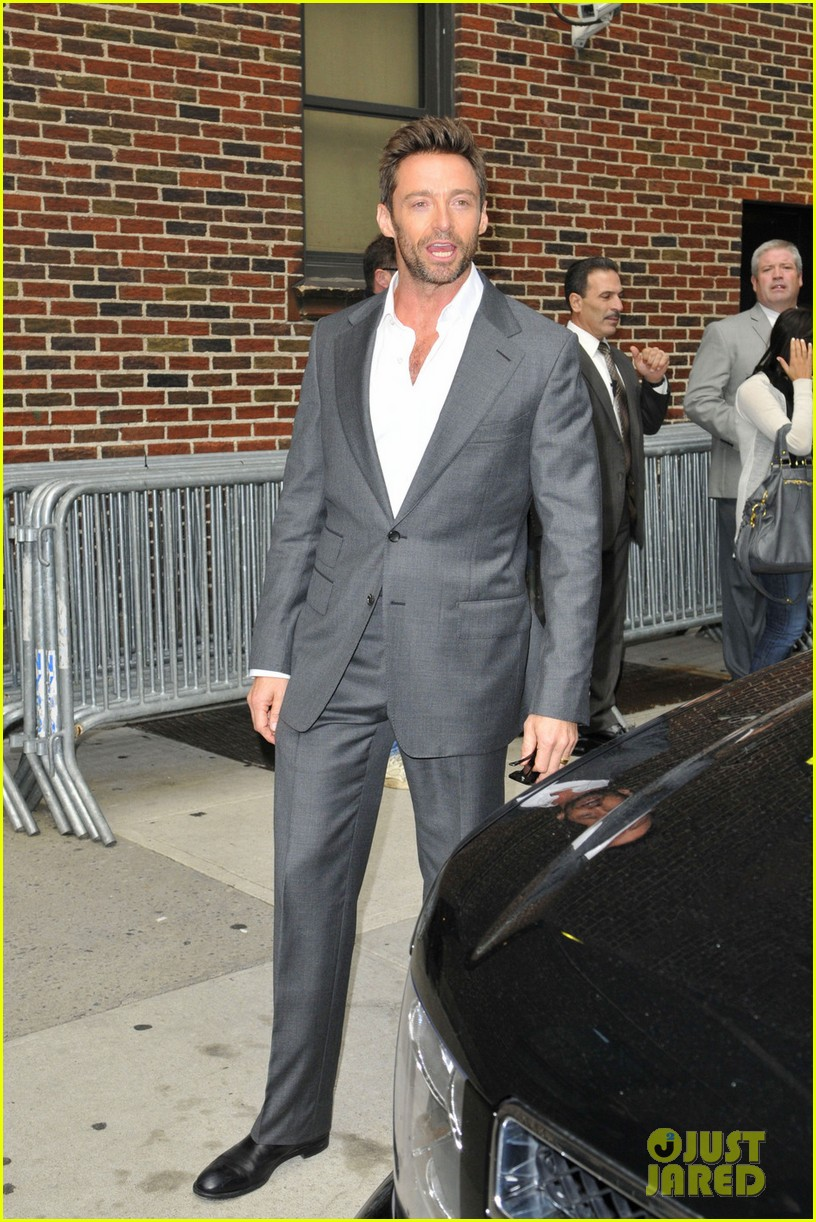 hugh jackman media appearances 042587522