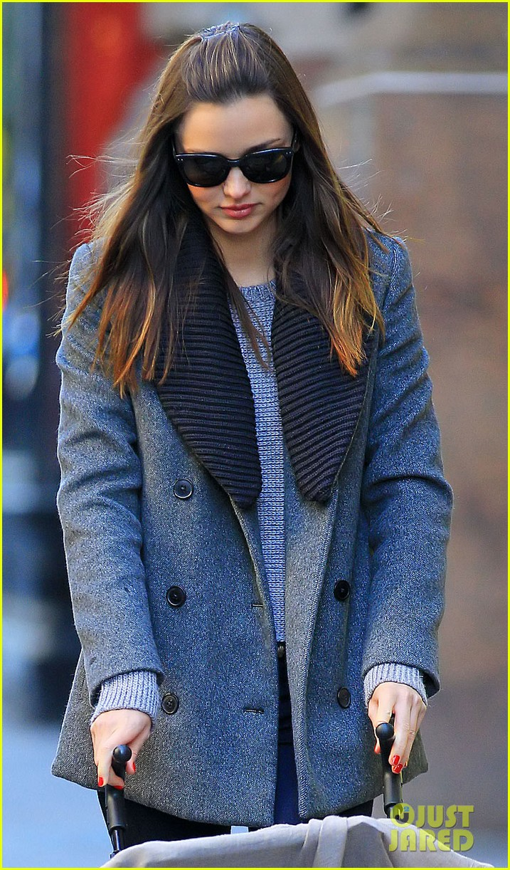 miranda kerr orlando bloom flynn nyc cold 022595273