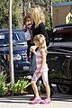 heidi klum kids karate class 08