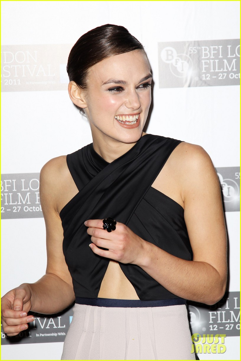 keira knightley dangerous method london premiere 09