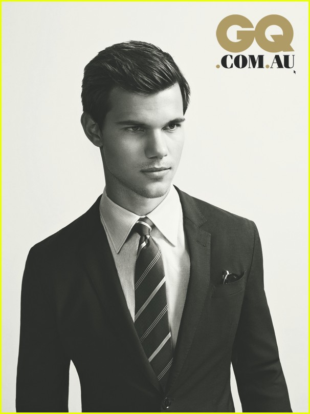 taylor lautner gq australia october november 2011 04