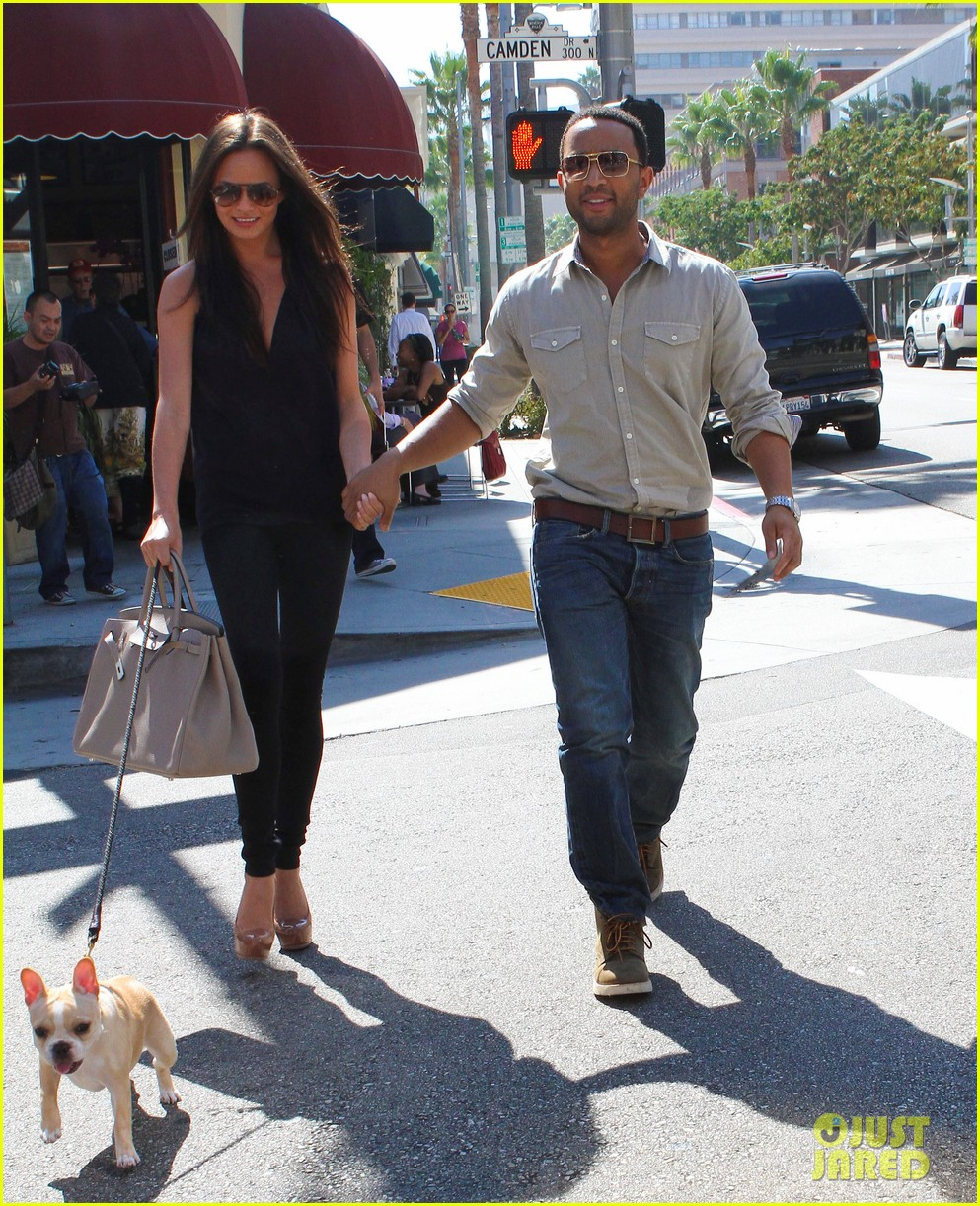 john legend chrissy teigen villa blanca lunch 182585768