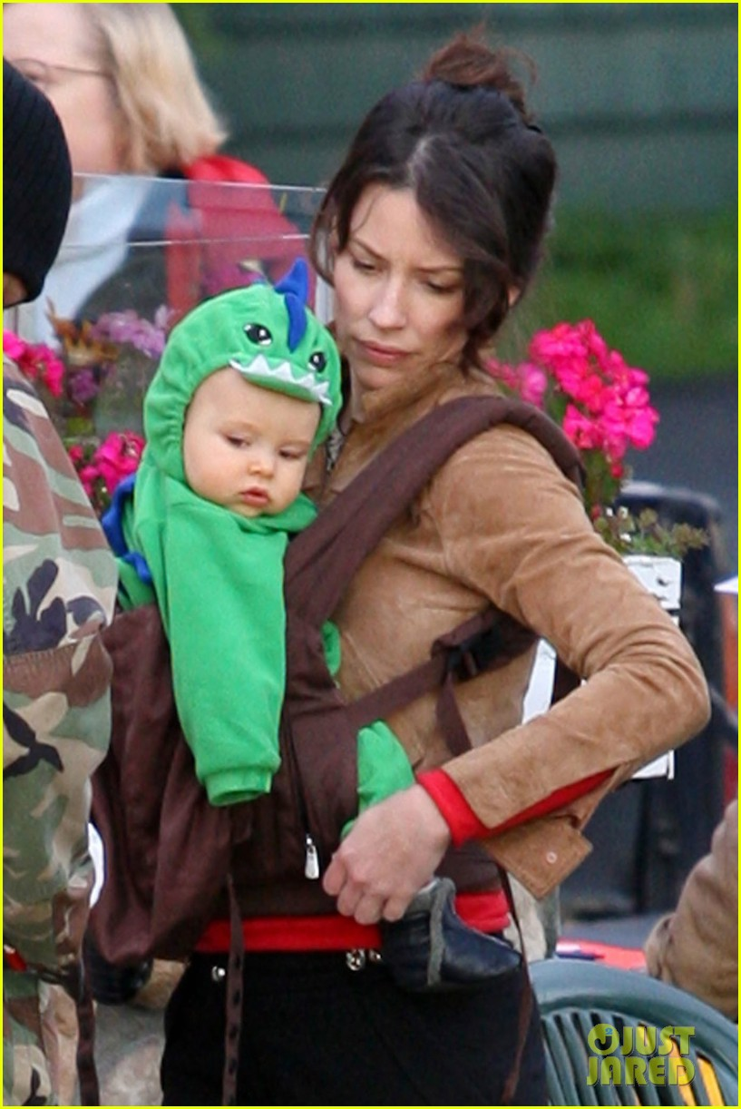 evangeline lilly baby boy 11