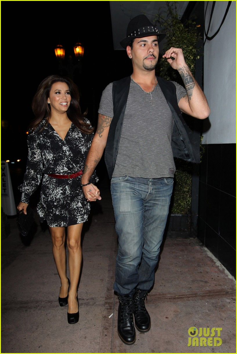 eva longoria eduardo night out 06